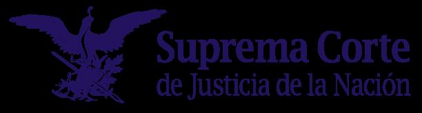 Logo de la Suprema Corte de Justicia de la Nación